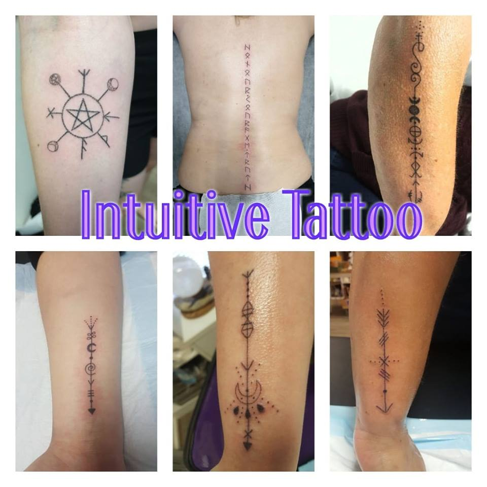 intuitvely guided hand poke ferntree gully